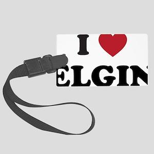 ELGIN Large Luggage Tag