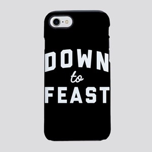 Down To Feast iPhone 7 Tough Case