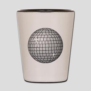 Disco Ball Shot Glass