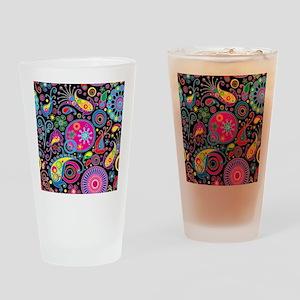 showercurtain62 Drinking Glass