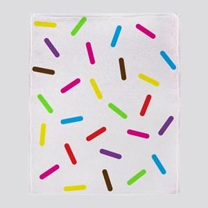 Sprinkles Throw Blanket