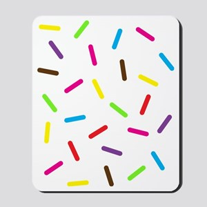 Sprinkles Mousepad