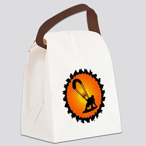 KITE DAYS Canvas Lunch Bag