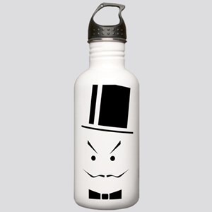 Evil Genius for white Stainless Water Bottle 1.0L