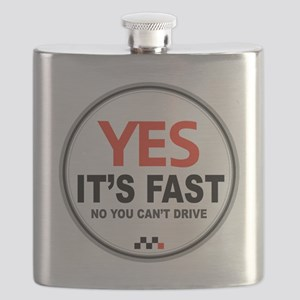 Yes Its Fast Flask