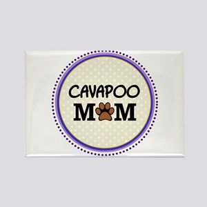 Cavapoo Dog Mom Magnets