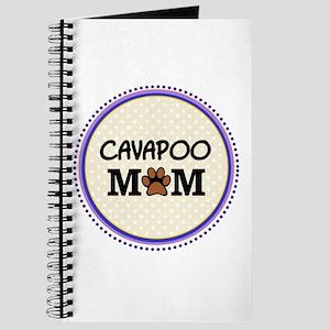 Cavapoo Dog Mom Journal