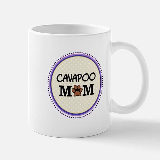 Cavapoo Dog Mom Mugs