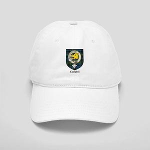 Campbell Clan Crest Tartan Cap