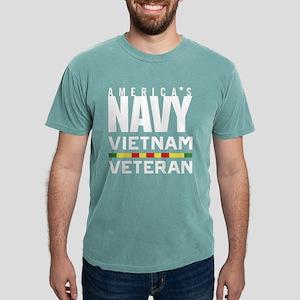 America's Navy Vietnam V Mens Comfort Colors Shirt