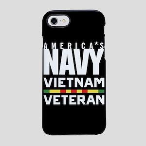 America's Navy Vietnam Veteran iPhone 7 Tough Case