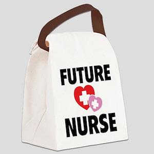 futureNurse1A Canvas Lunch Bag