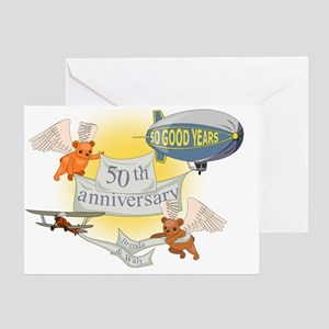 Hiester Anniversary Greeting Card