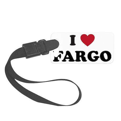 FARGO Small Luggage Tag