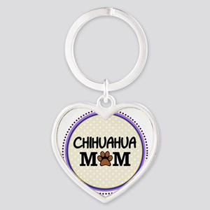 Chihuahua Dog Mom Keychains