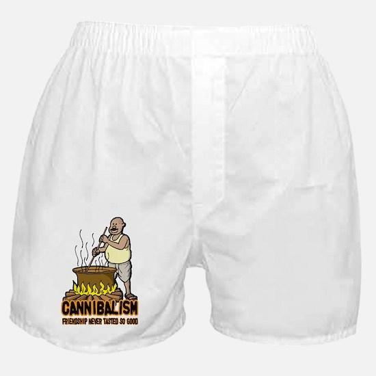 Cannibalism Boxer Shorts