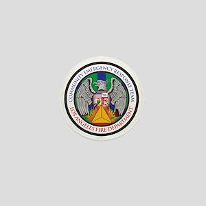 LAFD-CERT Logo Mini Button