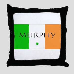 Irish/Murphy Throw Pillow