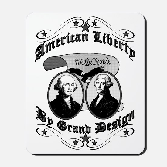 American Liberty Mousepad