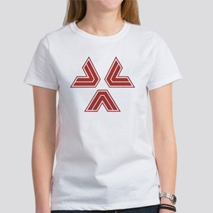 Almost Human Police Red Triangles T-Shirt