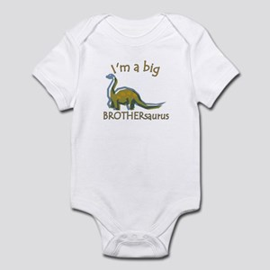 I'm a Big Brothersaurus Infant Bodysuit