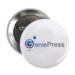 "Genie Press Publishing 2.25"" Button (10 pack)"