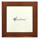Genie Press Publishing Framed Tile