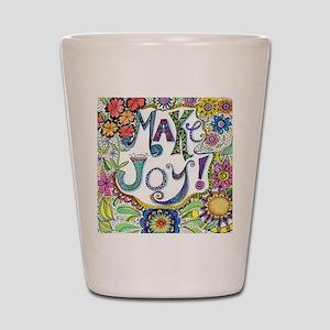 Make Joy Shot Glass