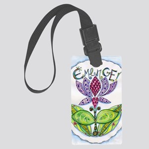 Emerge Large Luggage Tag