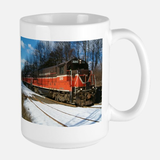 Railroad Mugs