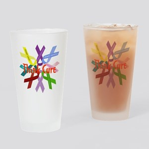 Think Cure Drinking Glass