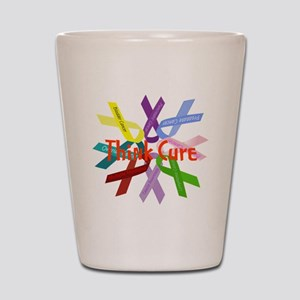 Think Cure Shot Glass