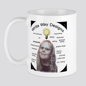 Owner - Write Way Designs Mug
