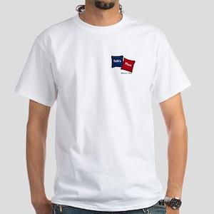 Toth's Place Cornhole White T-Shirt