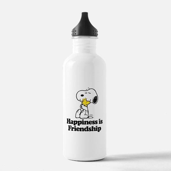 Happiness is Friendshi Water Bottle
