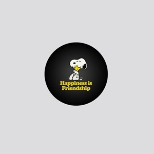 Happiness is Friendship Mini Button
