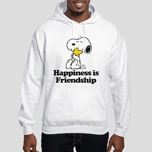 Happiness is Friendship Hooded Sweatshirt