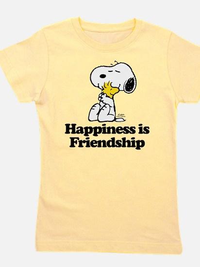 Happiness is Friendship Girl's Tee