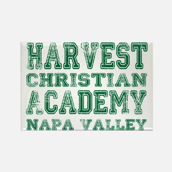 HCA napavalley green Rectangle Magnet