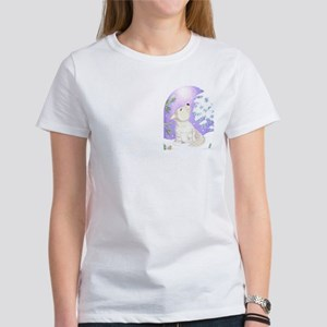 Mexican wolf in snow t-shirt