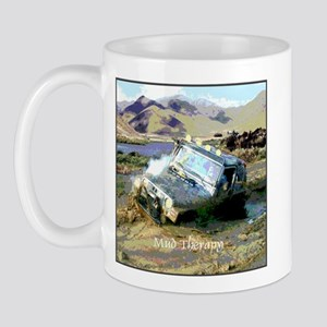 Jeep & Mud Therapy Mug