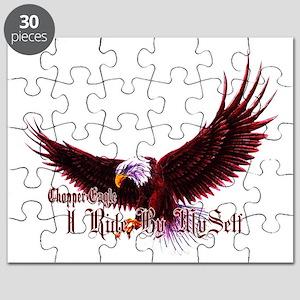 Chopper Eagle Puzzle