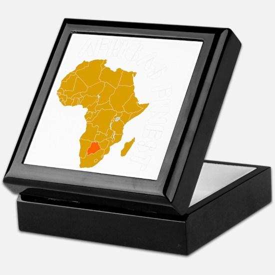 botswana1 Keepsake Box