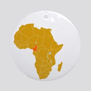 cameroon1 Round Ornament