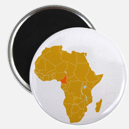 cameroon1 Magnet