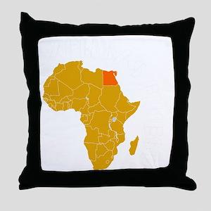 egypt1 Throw Pillow