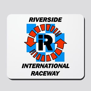 Riverside International Racew Mousepad
