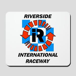 Riverside International Racew Mousepad
