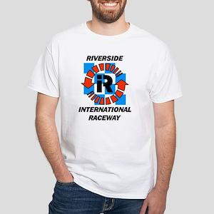 Riverside International Racew White T-Shirt