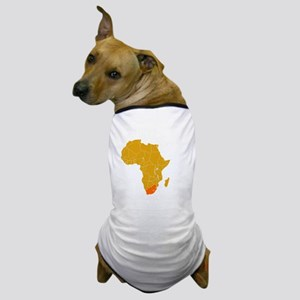 south africa1 Dog T-Shirt